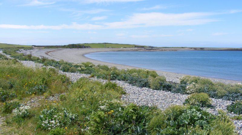 Cemlyn Bay