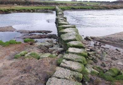 Anglesey Stepping Stones
