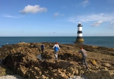 Best Rockpools in Anglesey